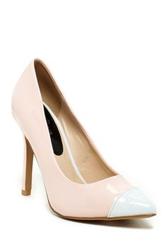 Charlotte Pointed Toe Pump