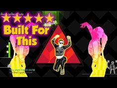 Just Dance 2015 - Built For This - 5* Stars - YouTube Just Dance Kids, Brain Break Videos, Dance 2015, Broken Video, Drums Beats, Moves Like Jagger, Brain Gym, School Videos, Brain Breaks