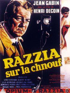 'Razzia sur la chnouf' poster