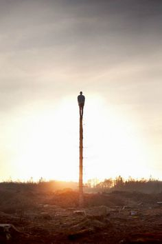 Last man standing - By: (Lloyd Revald) - (Tumblr)