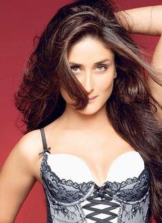 Beautiful Bollywood actress Kareena Kapoor