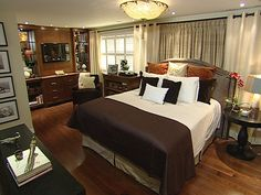 Cozy and Rustic - 10 Bedroom Retreats From Candice Olson on HGTV