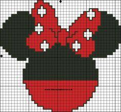 crafts disney Crochet patterns disney perler beads 16 ideas for 2019 Crochet Pixel, Crochet Chart, Bead Crochet, Crochet Rope, Crochet Baby, Cross Stitch Baby, Cross Stitch Charts, Cross Stitch Designs, Disney Cross Stitch Patterns