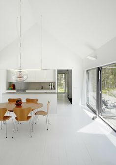 Simplicity Love: Villa Wallin, Sweden | Erik Andersson Architects