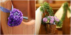 Arreglos Iglesia Para Boda | Ideas elegantes para decorar la Iglesia en la boda