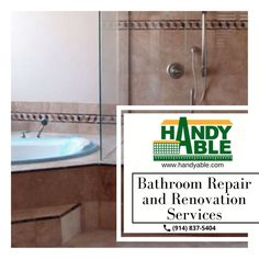 Bathroom remodeling requires some decisions, especially when you have decided to replace major fixtures, such as a shower or bathtub. We can help. We will ensure all these things and more are planned out and executed perfectly. Give us a call today for a free estimate. (914) 837-5404 Bathroom Repair, Cheap Bathrooms, Bathroom Remodeling, Bathtub, Shower, How To Plan, House, Free, Ideas