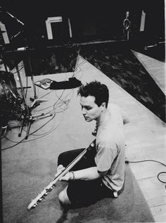 Mark Hoppus from Blink 182. You can't deny he's hot, he may be a bit too old for me but whatever...