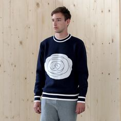 sweater BOTERO navy