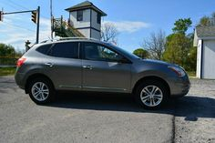 2013 Nissan Rogue AWD SV w/SL Package 4dr Crossover - Spencerport NY