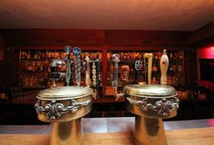 Brass Monkey's ode to craft beer...Check out the Copper Room in the Meatpacking District.