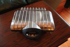 VillaWare Uno Stick Waffle Model 2008 EUC makes 6 sticks #VillaWare