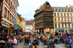 #Strasbourg: The 5 Must-See Attractions for Cuteness Lovers