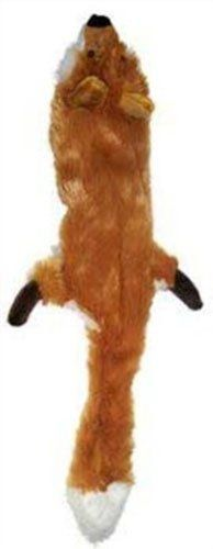 Ethical Plush Skinneeez Fox 24-Inch Stuffingless Dog Toy - http://www.thepuppy.org/ethical-plush-skinneeez-fox-24-inch-stuffingless-dog-toy/
