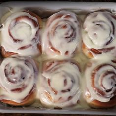 Ingredients Dough: 4 teaspoons active dry yeast 1 cup lukewarm whole milk 2 tablespoons sugar 1 teaspoon salt 3 tablespoons unsalted butter, room temperature Best Cinnamon Rolls, How To Make Frosting, Dry Yeast, Unsalted Butter, Melted Butter, Brown Sugar, Food And Drink, Cooking Recipes, Molasses Cookies