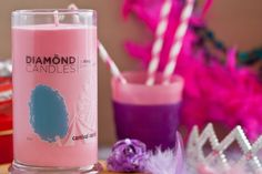 Carnival Candy Candle - Diamond Candles - Home Fragrance Made Fun and Hassle Free