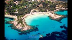 This is a part of Greece named Vourvourou.