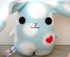 Easter Bunny Plushies