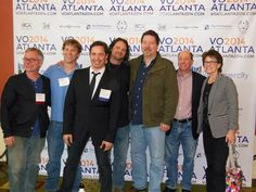 VO Atlanta 2014 Thanks to my fantastic panel of industry experts, including Susan Bennett, the voice of Siri, Brian Bremer, 'Nick' from The Walking Dead Game, and Grammy winner Matt Still (Elton John, Outkast) Thx to Gerald Griffith of VoiceoverCity Talent Agent, Siri, Walking Dead, The Voice, Atlanta, Game, Venison, The Walking Dead, Gaming