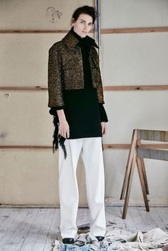 Ellery Pre-Fall 2015 Fashion Show