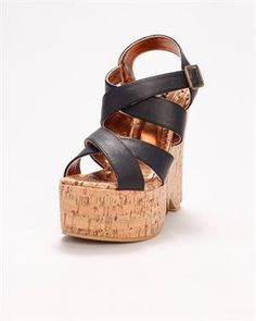 Groove Judy Sandal Wedges