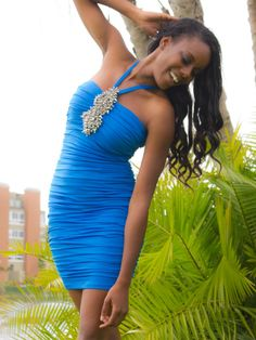 The Perfect Homecoming Look! Homecoming Dresses 2014, Vegas Dresses, What To Wear Today, How To Wear, Ruched Dress, Dance The Night Away, Perfect Party, Black Friday, Preppy