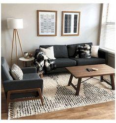 Small Apartment Living, Small Living Rooms, Home Living Room, Living Room Decor, Small Apartments, Tiny Living, Men's Apartment Decor, Shelf Ideas For Living Room, Decorating Small Living Room
