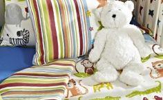 Materiale textile draperii copii Playtime Textile, Teddy Bear, Flooring, Toys, Interior, Animals, Design, Activity Toys, Animales