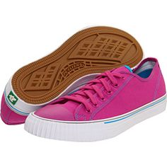 Pink PF Flyers