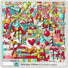 [ Res- Share free #12 ] Birthday Wish by VictoriaSam