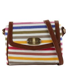 I LOVE this bag! need a cross body bag for the spring!