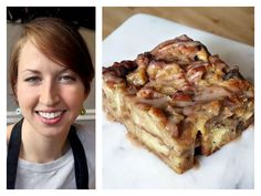 CIC grad Allison Smith repurposes the leftover doughnuts at her Glazed  Gourmet Doughnut shop into bread pudding. The Post and Courier featured her Apple Doughnut Bread Pudding. Recipe here: http://www.postandcourier.com/article/20141001/PC1206/141009990/1421/leftover-doughnuts-repurposed-into-bread-pudding