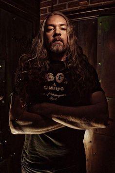 Tomas Haake the drummer of Meshuggah.