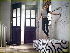 Selena Gomez Takes Selfies For Adidas NEO Summer Collection Campaign! | selena gomez adidas neo summer campaign 06 - Photo