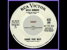 NS-KTF-1222 Willie Kendrick - Change Your Ways.wmv - YouTube