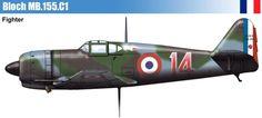 Bloch MB155-C1