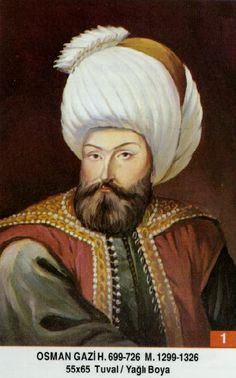 Osman The First - Bing Images Mehmed The Conqueror, Sultan Ottoman, History Of Islam, Empire Ottoman, Ottoman Turks, Dark Complexion, Historical Maps, North Africa, Cool Pictures