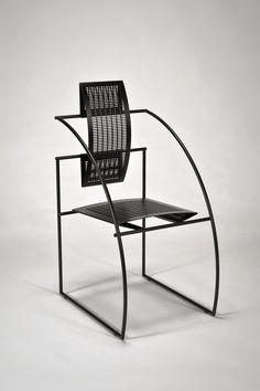 Quinta Chair by Mario Botta
