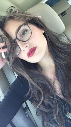 606ebf8fcadea Jessica Clements Meninas De Óculos, Garotas, Armação De Óculos Feminino,  Gato Com Oculos