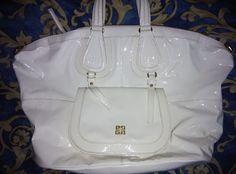 givency borsa donna vernice bianca usata  my stuff on sales on ebay take a look