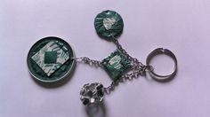 Bijou de sac capsules nespresso : Autres bijoux par crea-teen