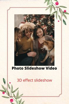 I can create amazing photo slideshow video in Full HD (1080p) with the latest designs with 3D effect, awesome transitions for a professional look. My service: 1. Birthday photo slideshow video 2. Wedding photo slideshow video 4. Family photo slide show 5. Presentation slide show 6. Engagement slideshow 7. Product photo slideshow, etc. Please contact me faisalmuradbd@gmail.com WhatsApp +88 01829 660044 Marketing Digital, Marketing Online, Facebook Marketing, Unique Christmas Gifts, Christmas Gift Guide, Christmas Games, Christmas Quotes, Christmas Wishes, Christmas Christmas