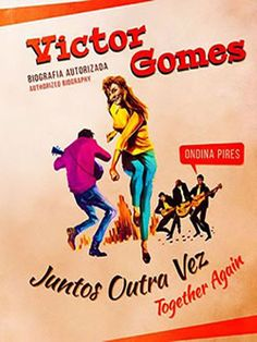 """""""Juntos outra Vez"""": Biografia autorizada de Victor Gomes!Em português-------------""""Together again"""": Abstract""""Together again: authorized biography of Victor Gomes"""" is a book which describes the history and story of another Portugal, still unknown by the majority and waiting to be discovered by Portuguese and foreigner readers. The past decades in Portugal (from the '40s to ..."""