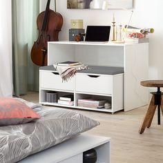 bopita bed met stoere opbergbakken eronder kinderkamer jongen pinterest bedden en met. Black Bedroom Furniture Sets. Home Design Ideas