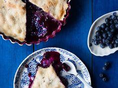 Recette de la tarte aux bleuets et lavande, céramiques Art & Manufacture