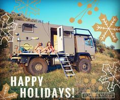 We wish you all Happy holidays and many travel adventures in 2017. Nicole & Elmer - Terratrotter