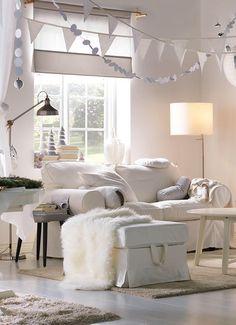 En tu sala de estar ¡que no se te escape ni una fuente de luz!