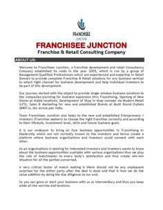 Team FJ Profile for Investor's/Franchisee...1