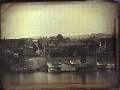 On the Water - Inland Waterways, 1820-1940: River Towns, River Networks