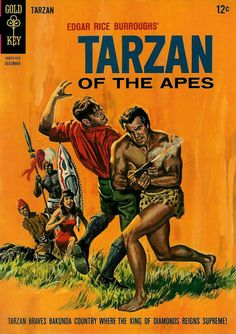 Tarzan of the Apes 147