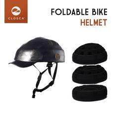 22b7c4ef5af Foldable Flatcap Urban Bike Helmet    Waterproof